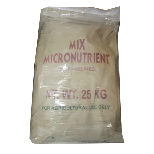 Mix Micronutrient EDTA Chelated