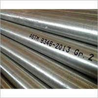 Grade 2 Titanium Round Solid Bar