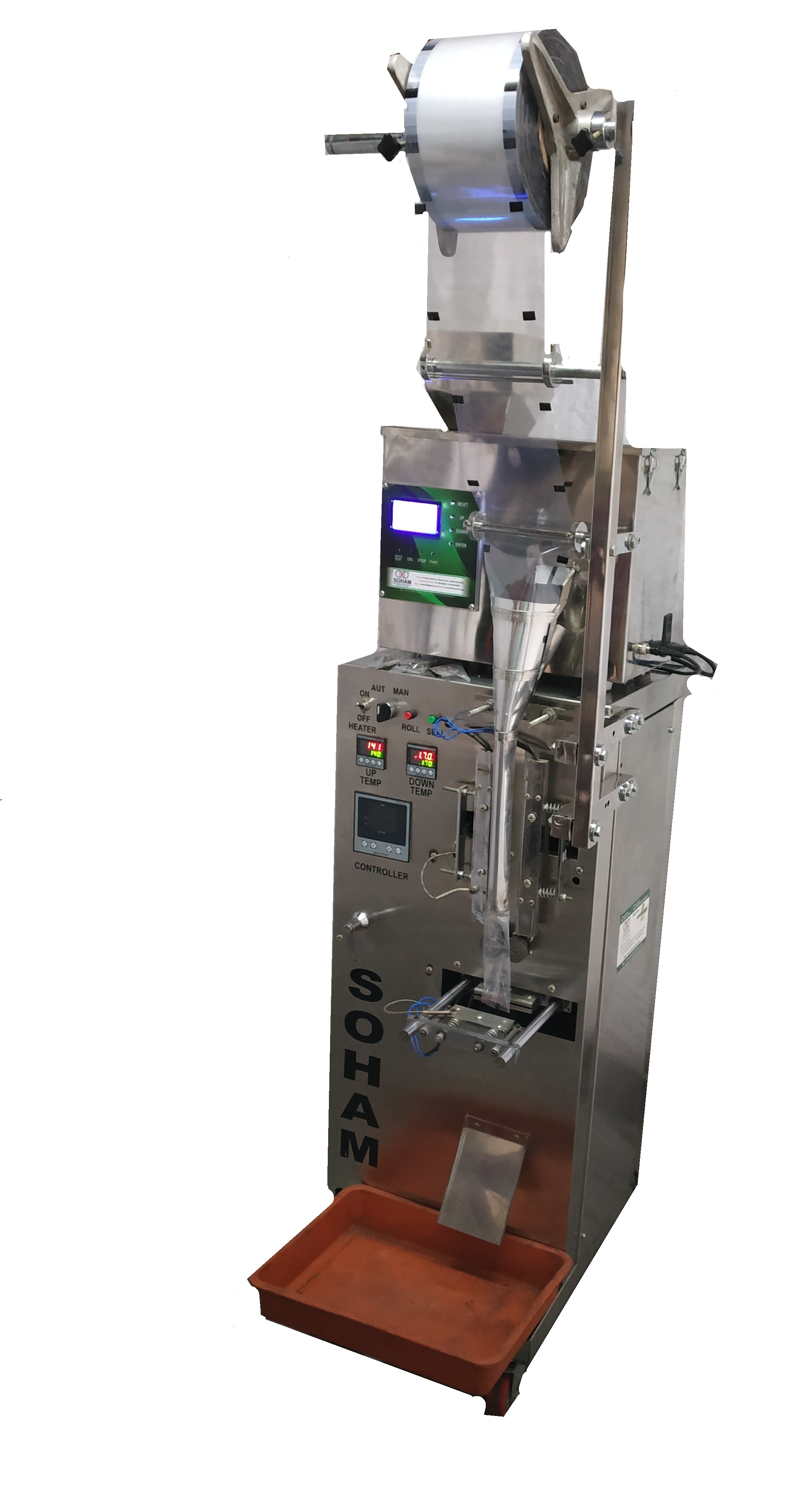 Automatic Diamond Stone Weight And Packing Machine
