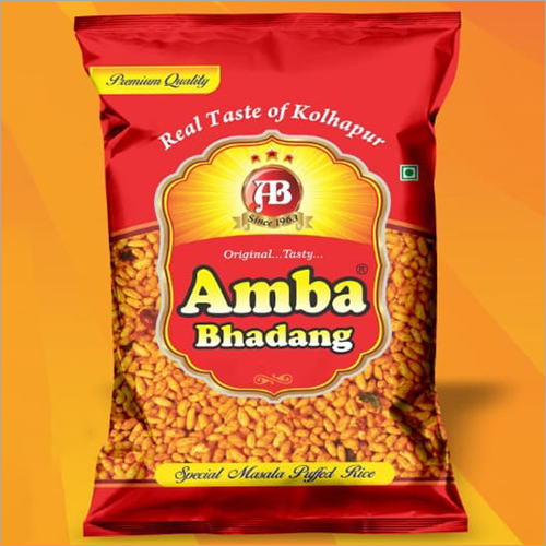 40 GM Masala Puffed Rice