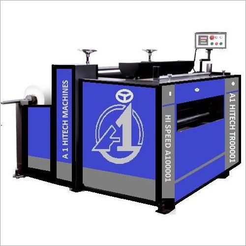 High Speed Toilet Roll Making Machine
