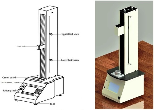 Automatic Peel Adhesion Tester