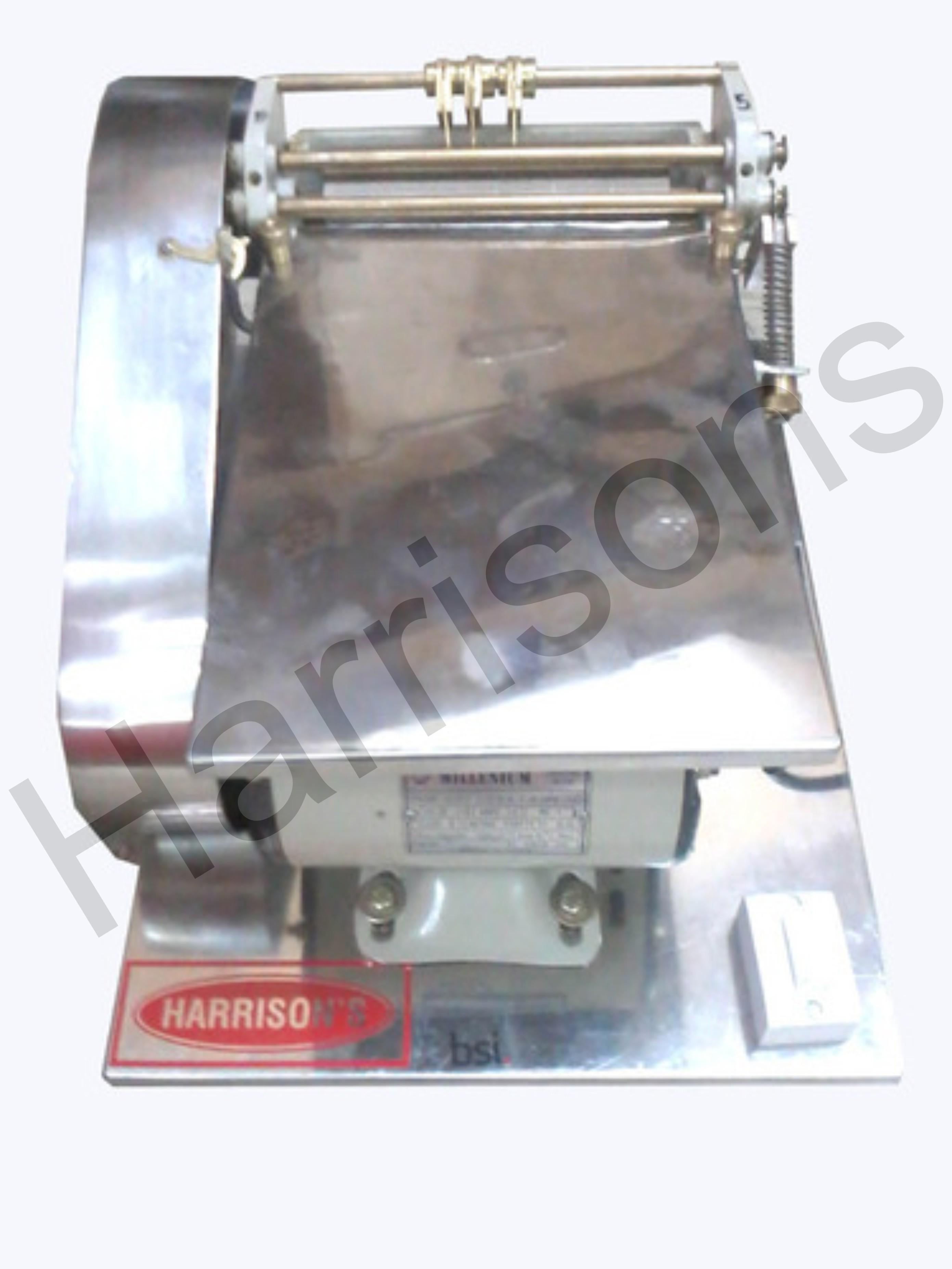 Label Gumming Machine / Motorized