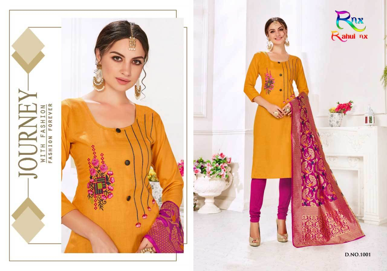 Cotton Dress Material Suppliers