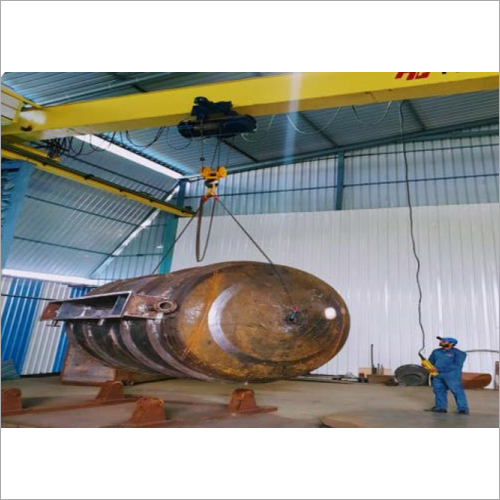 Pressure Vessel Fabrication Service