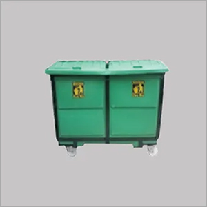 Community Wheeled Waste Bins