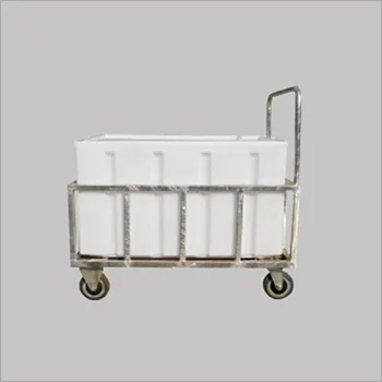 Multipurpose Trolleys Bins