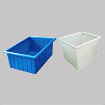 Plastic Textile Crate