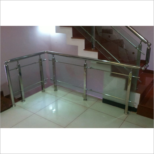 High Quality SS Stair Railing