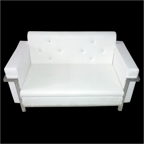 Three Seater Steel Sofa