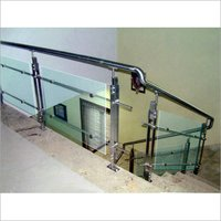 Customized SS Staircase Railing