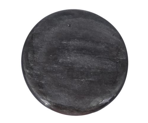 Latest Silver Obsidian Loose Gemstone