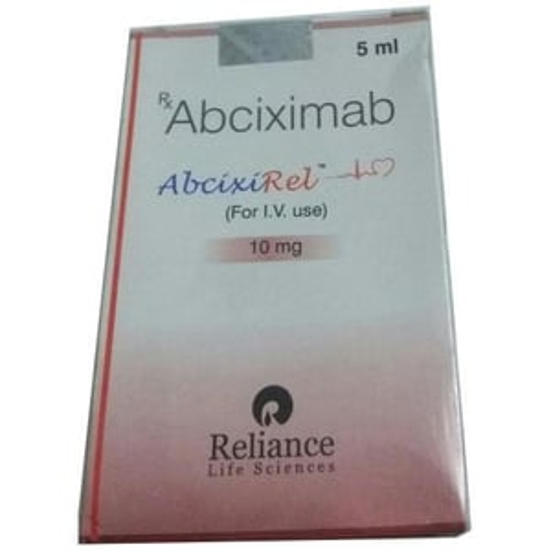 Abciximab Injection 5 ml
