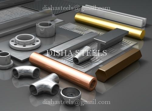 Copper flanges