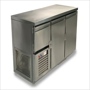 SS Table Top Refrigerator