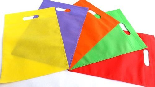 second dcut nonwoven bags