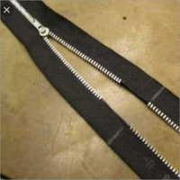 Metal Finish Zip Nickel