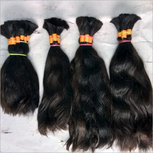 Double Drawn Bulk Hair