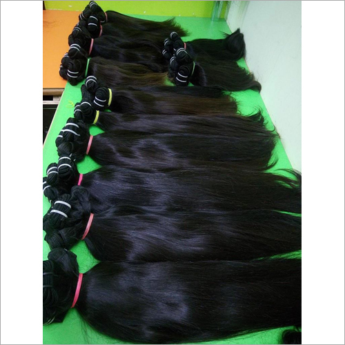 Virgin Weft Straight Hair