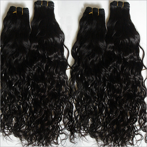 Virgin Natural Wavy Hair