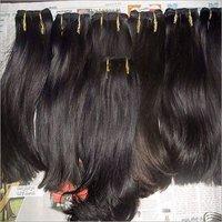 Machine Virgin Weft Hair