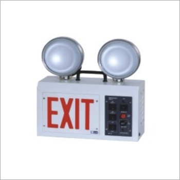 Beam Type Exit Light
