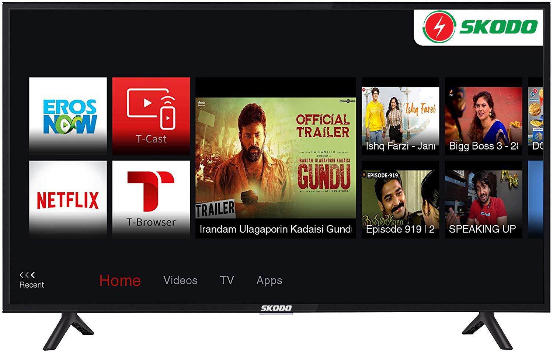 40inch SKODO Full HD  Smart TV