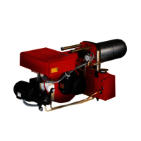 Riello Modulating Heavy Oil Burner