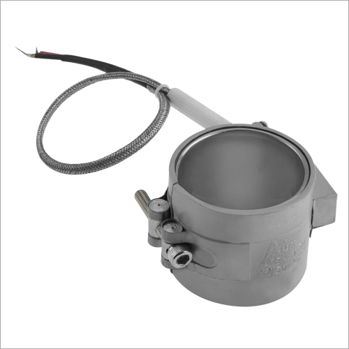 Mica Nozzle Heater with Strap Cover