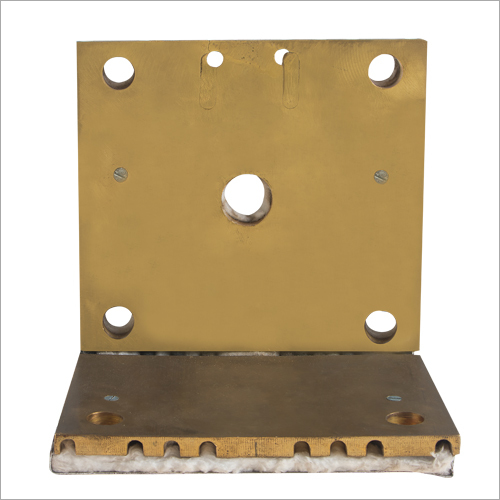 Cast-In Heater - Brass/Aluminium
