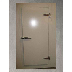 Cold Storage Hinged Door