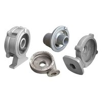 Investment Casting For Agro Spare Pump Component