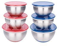 Rapture Lid Bowl With Silicone Base
