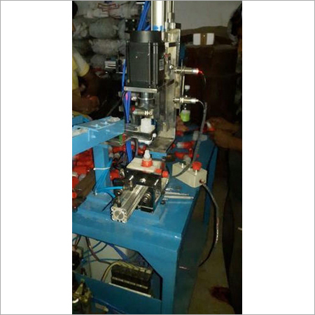 PVC Water Tap Assembling Machine