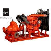 Diesel Engine Fire Fighting Pump