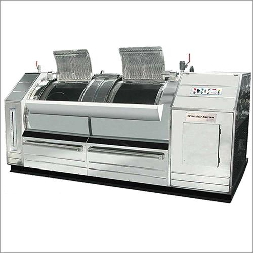 Horizontal Washing And Processing Machine
