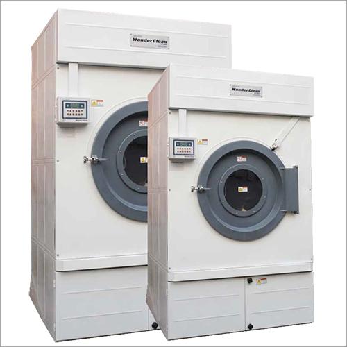 PLC Controller Drying Tumbler