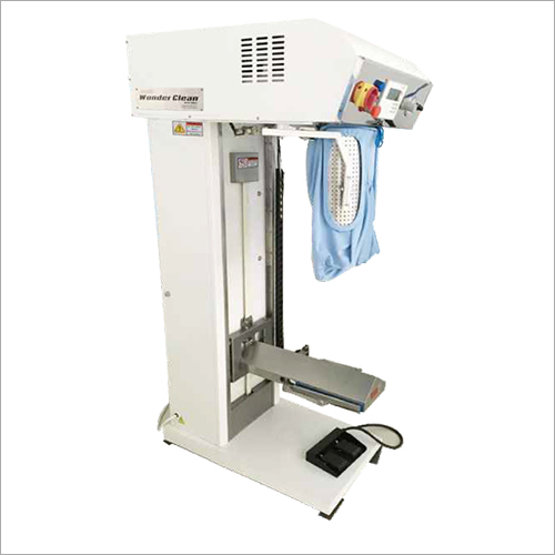 Trouser Form Finisher Press Machine