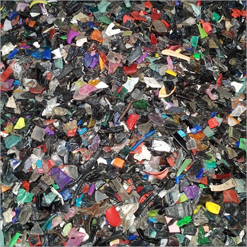 Polycarbonate Black Pachranga Scrap