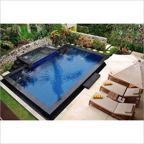 Modern Swimming Pool Construction Service