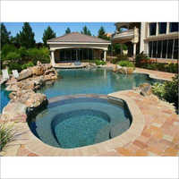 Designer Swimming Pool Construction Service