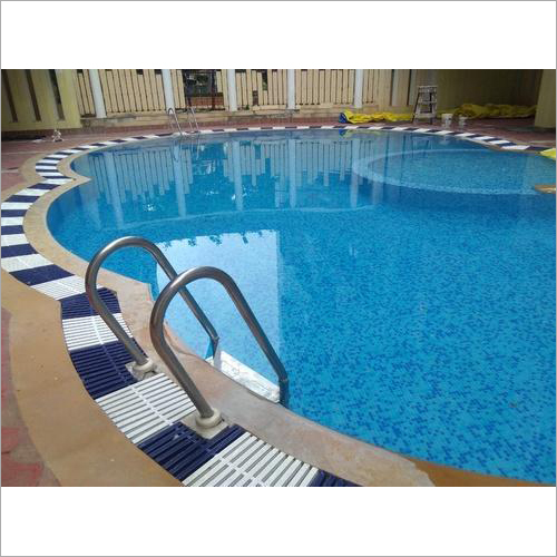 Pool Glass Mosaic Tiles