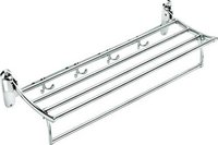 Folding Towel Rack - Round