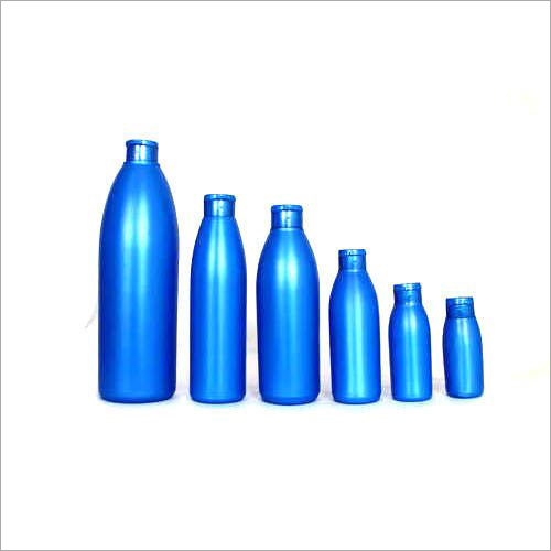 Hair Oil Plastic Bottle
