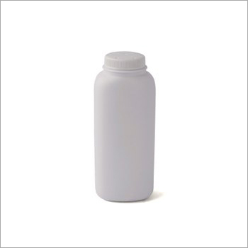 Plastic Talcum Powder Bottle
