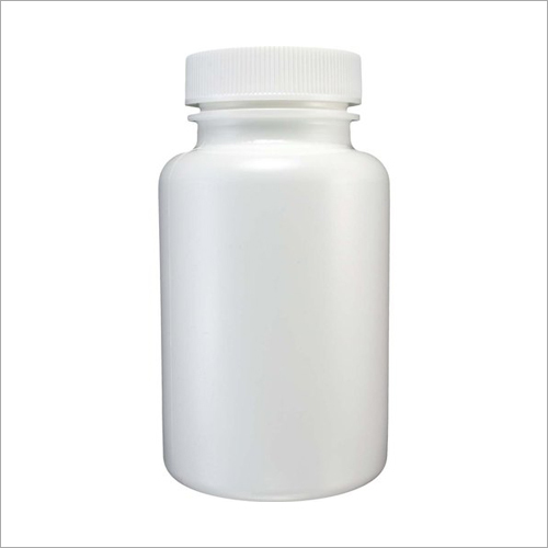 Pharmaceutical White HDPE Container
