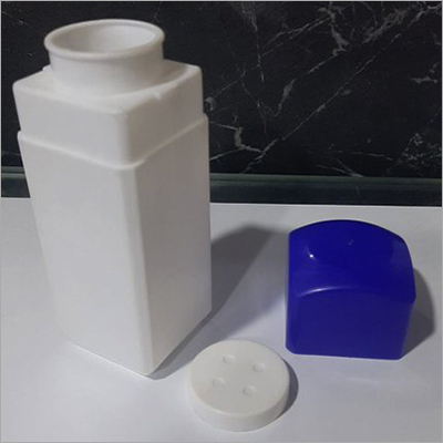 HDPE Dusting Powder Bottle