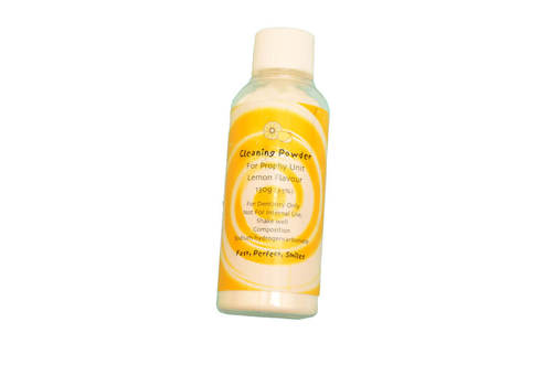 DENTMARK DENTAL CLEANING POWDER BOTTLE (LEMON FLAVOUR)