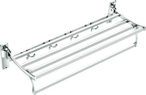 Folding Towel Rack - Square