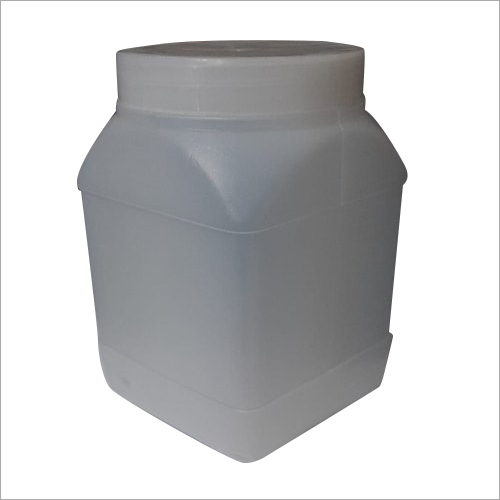 HDPE Cosmetic Jar